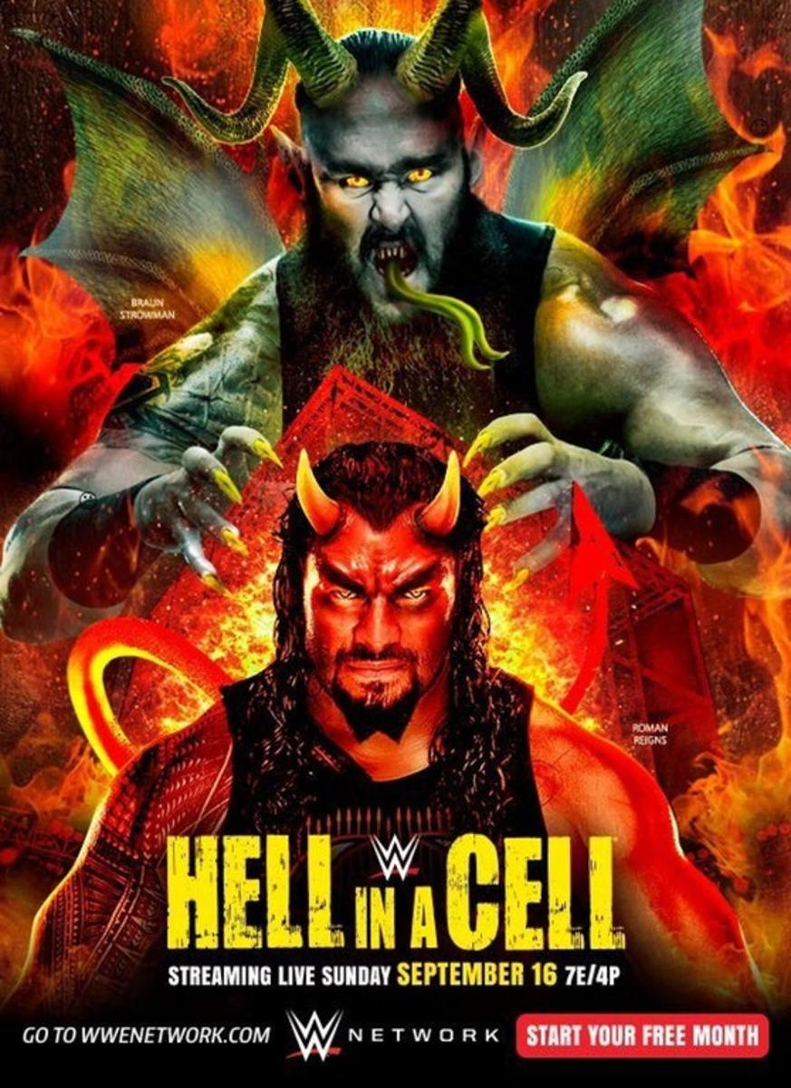 WWE Hell in a Cell (2018) Review