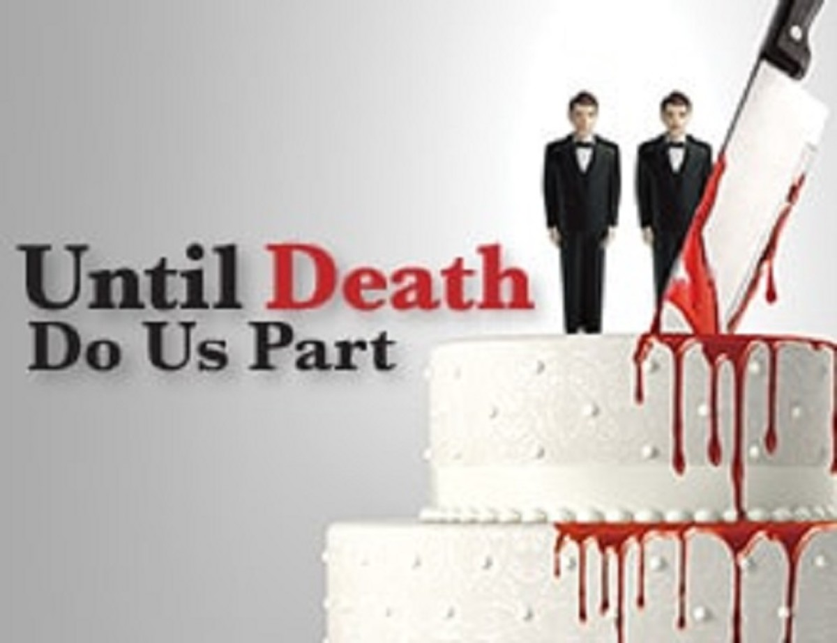 Till Death Do Us Part; A Story of Mystery and Intrigue Part 3