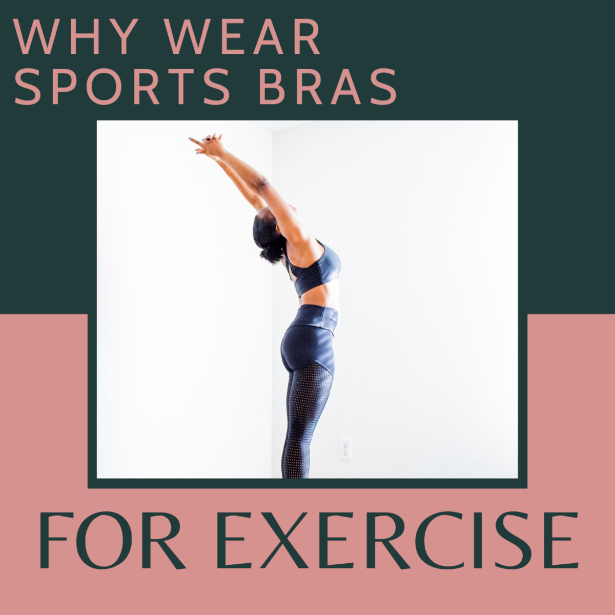 Why Wear a Sports Bra During Exercise?