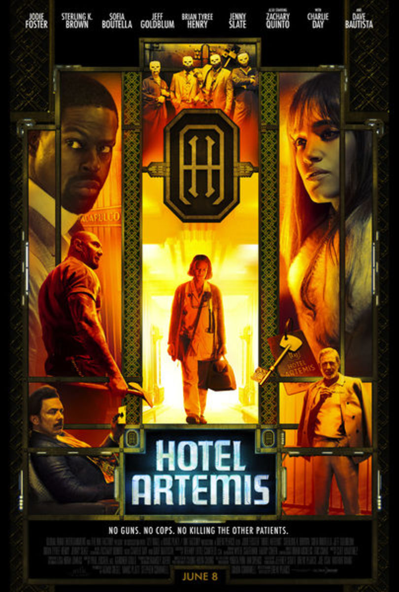 Should I Watch..? 'Hotel Artemis'