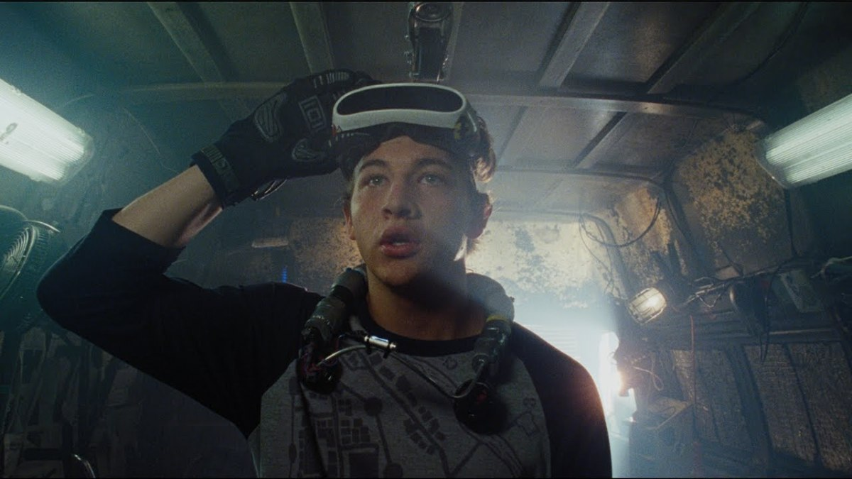 Tye Sheridan stars in this futuristic look at recent American history