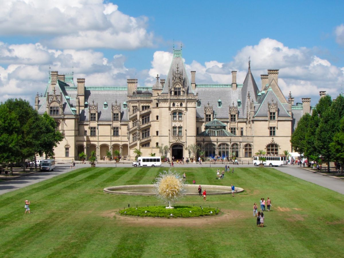 Visiting the Biltmore Estate in Asheville, North Carolina