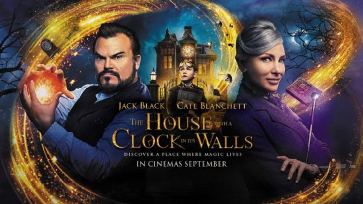 The House with a Clock in Its Walls Movie Review