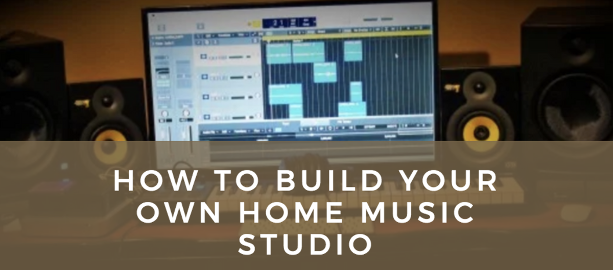 How to Build Your Own Professional Home Studio on a Budget