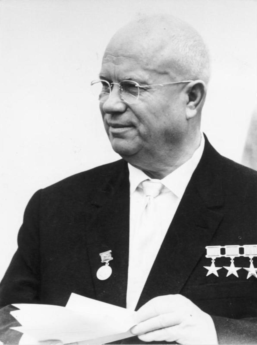 Nikita Khrushchev: Quick Facts