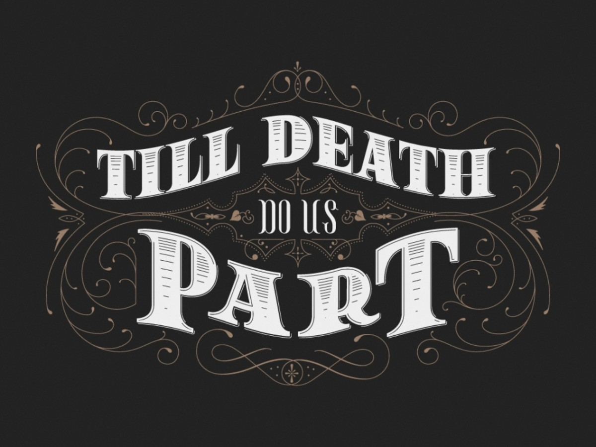 Till Death Do Us Part; A Story of Mystery and Intrigue Part 5