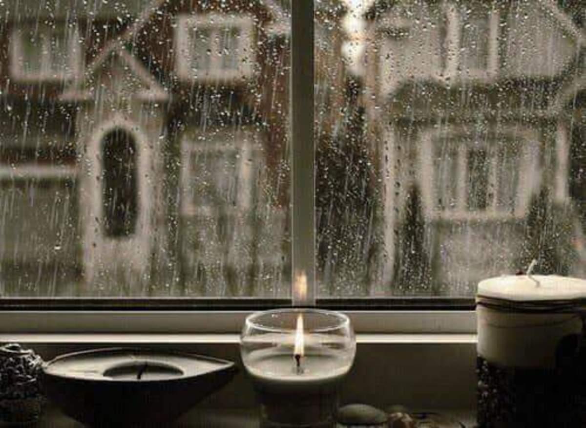 Rain in Rain!