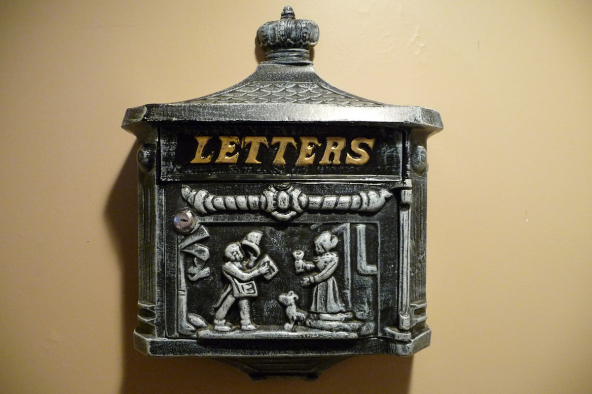 Unwritten Letters To A Father - Elegy
