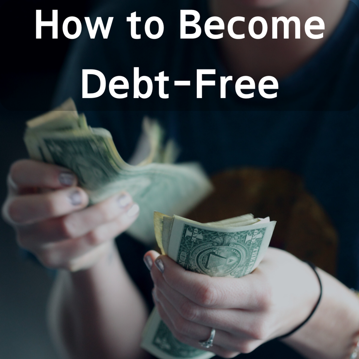 Follow these steps and you too will be able to rid yourself of your debt.