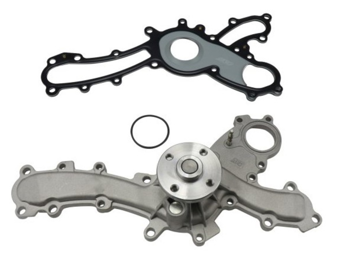 Toyota / Lexus V6 GR-FE Engine Water Pump & Gasket