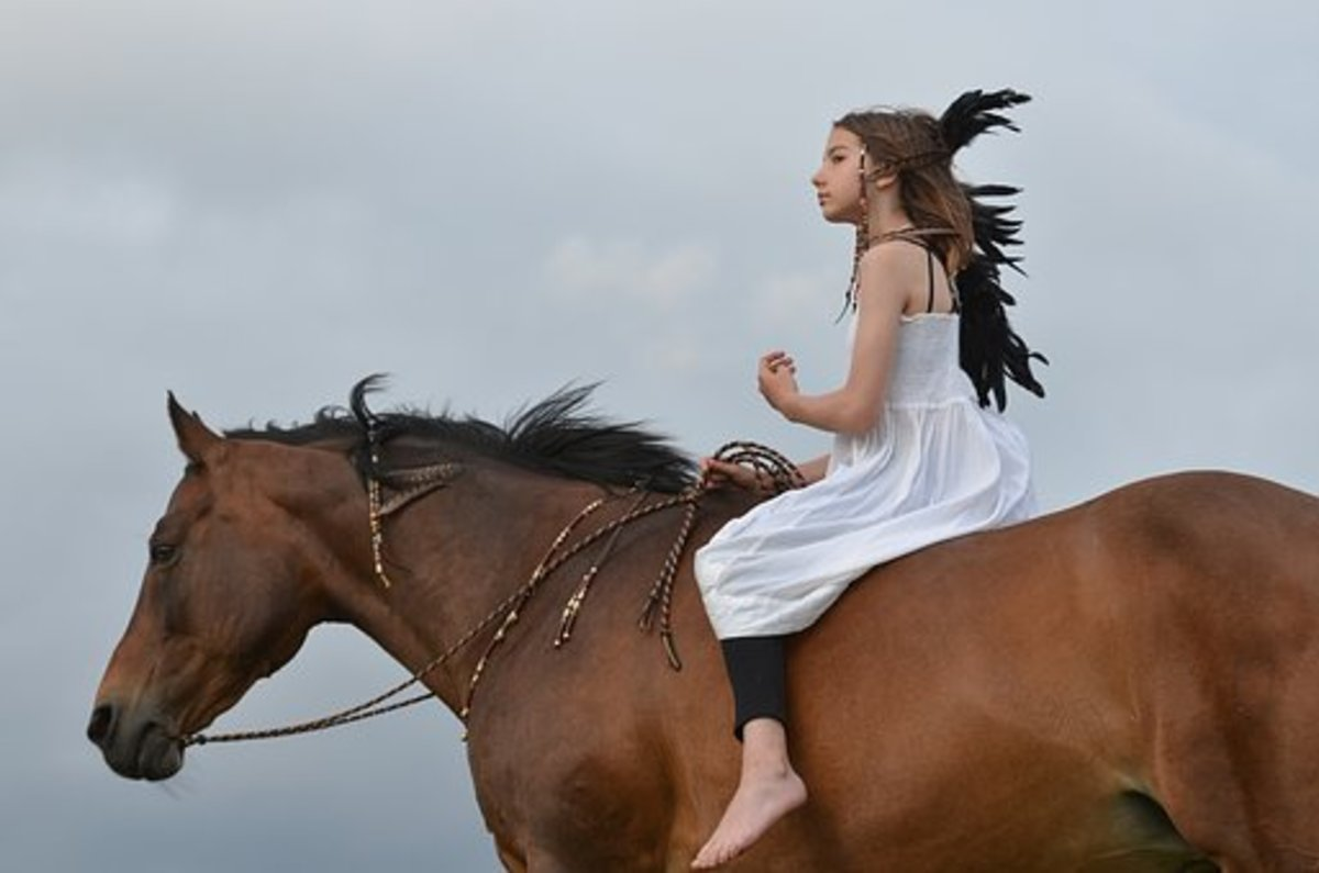 20 Names for Horses From Greek Mythology