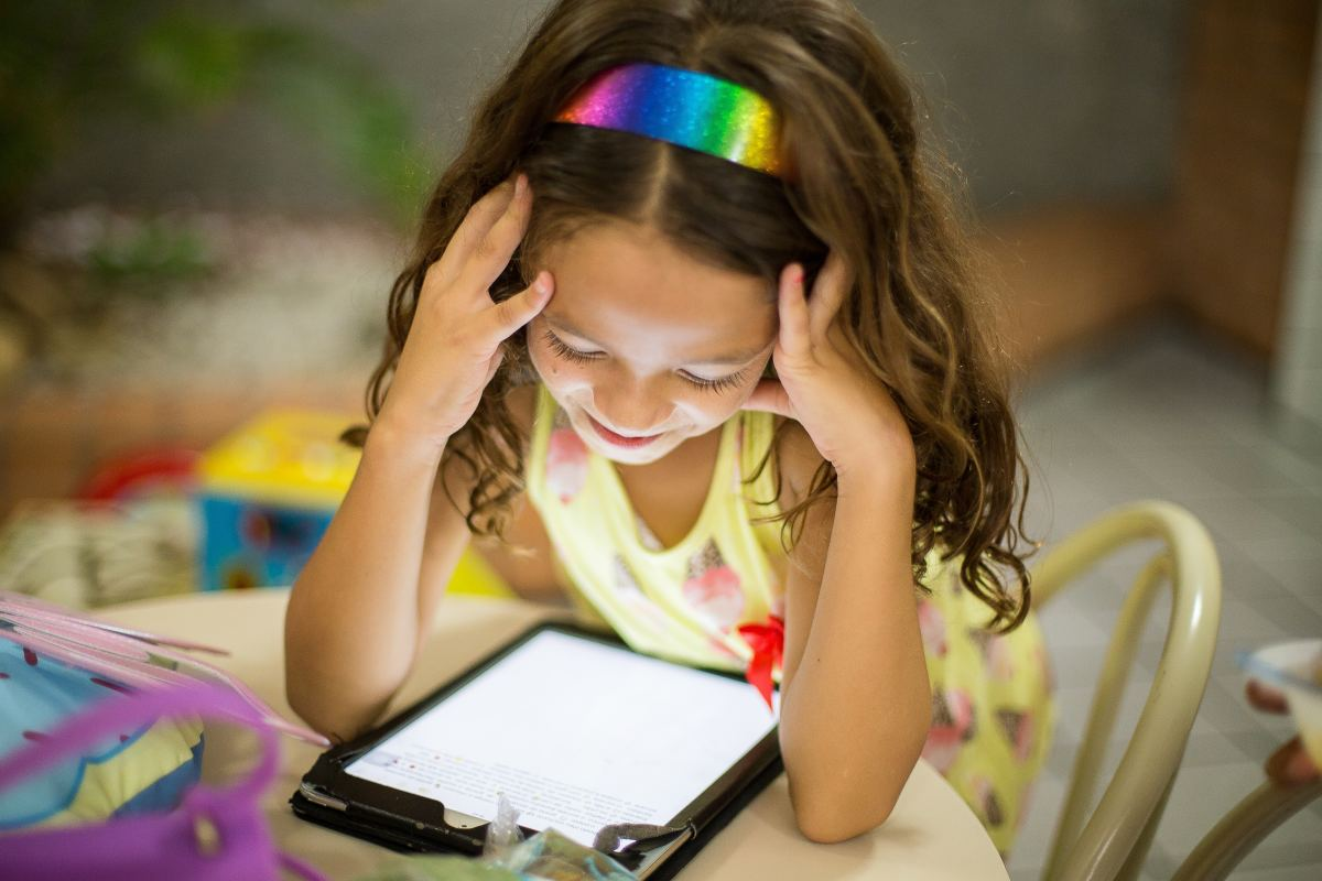 Screen Time & Parental Controls for iPhones & iPads