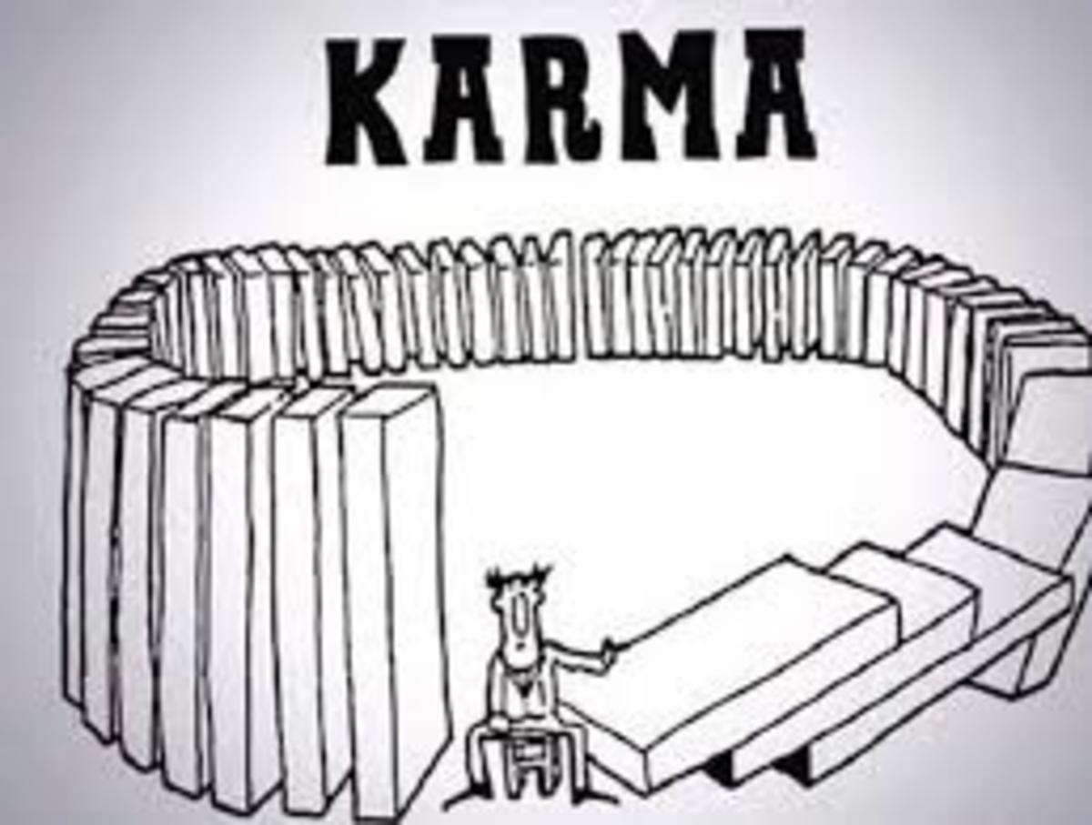 Karma Is a Watch Dog