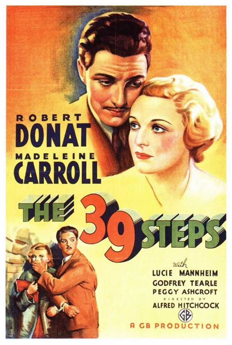 Should I Watch..? 'The 39 Steps' (1935)