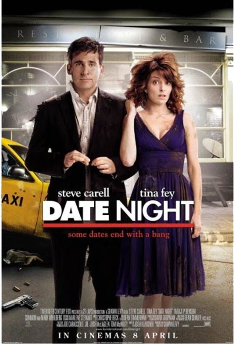 Should I Watch..? 'Date Night'