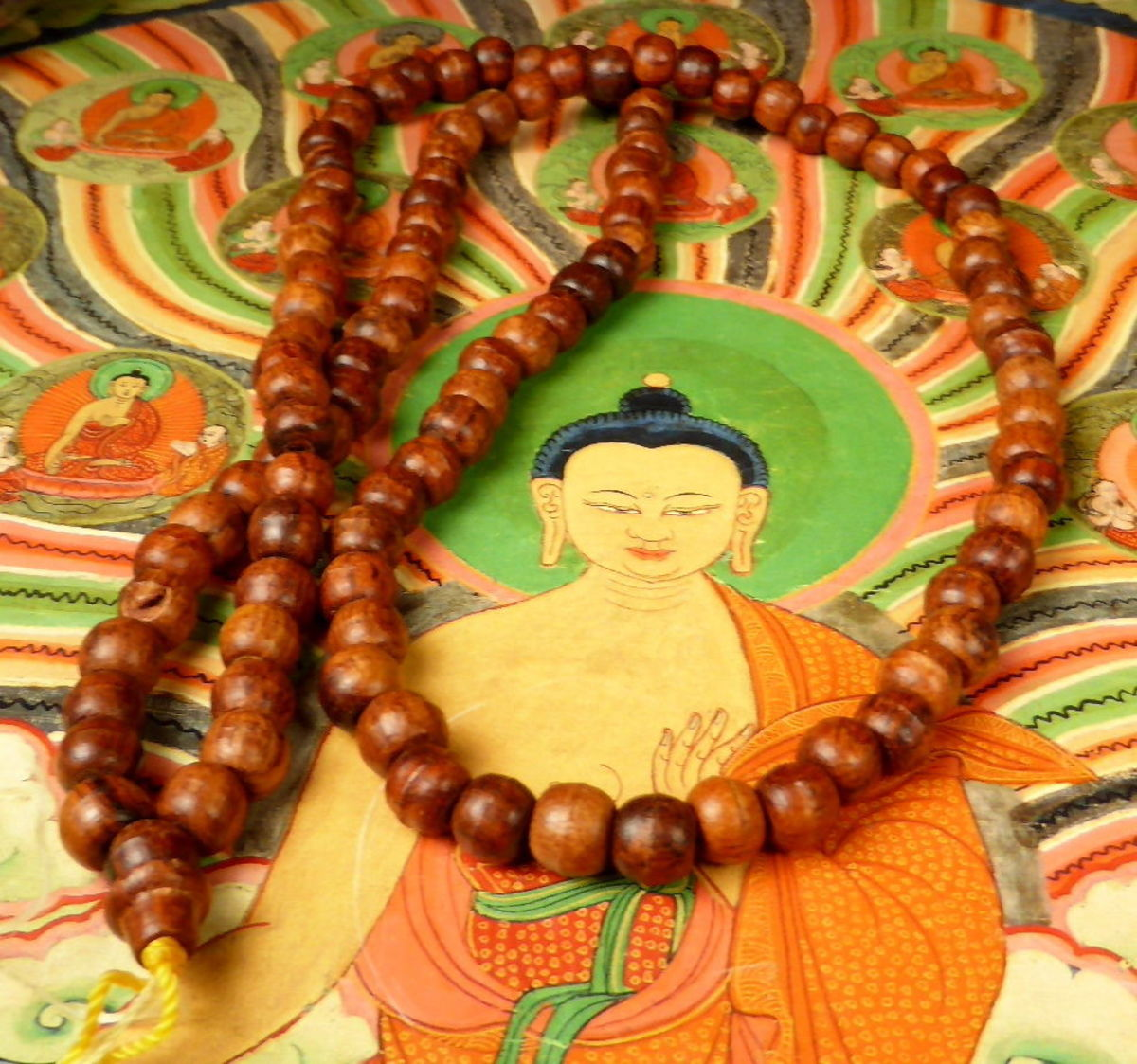 My Japa Mala Experience, A Soulful Dedication to Rinita Sen. Saturday's Inspiration 13