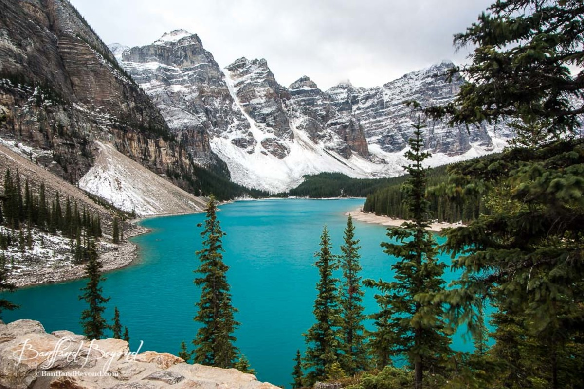 A Guide to Your Next Trip: Part 1: Lakes of Alberta