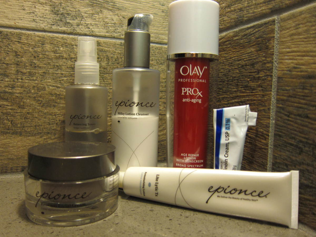 Skincare Over 50: My Personal Story
