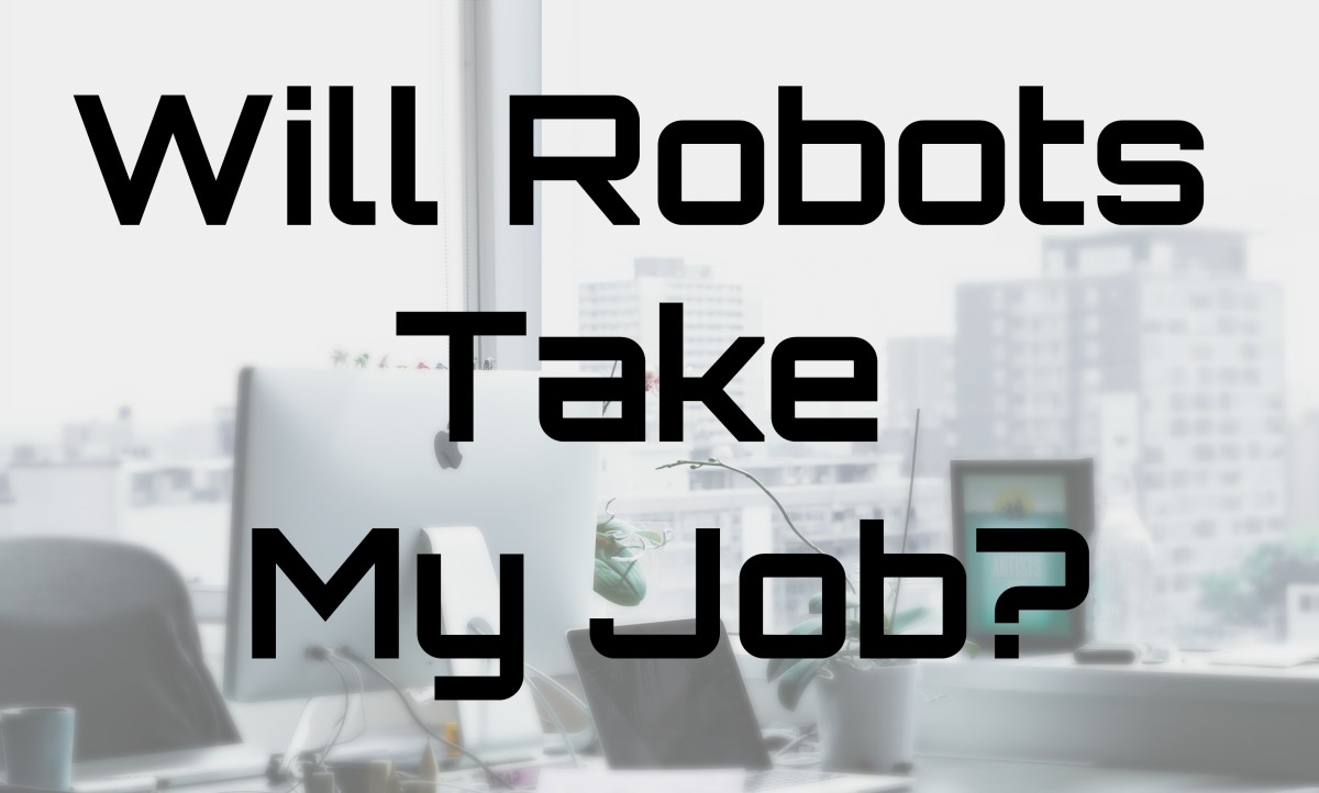 Will Robots Take My Job? The Future of Robots at Work