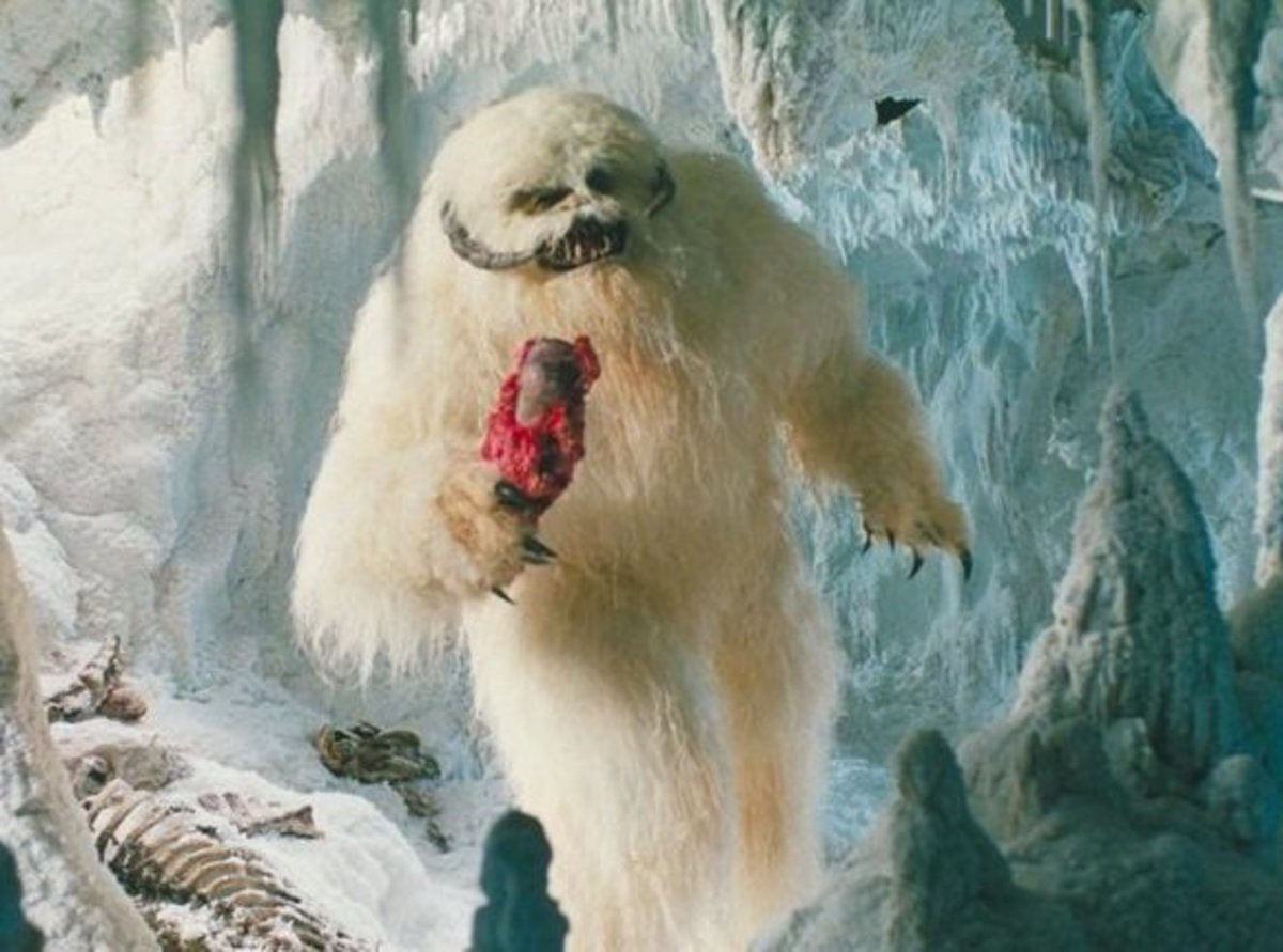 Top 10 Strongest Creatures in Star Wars