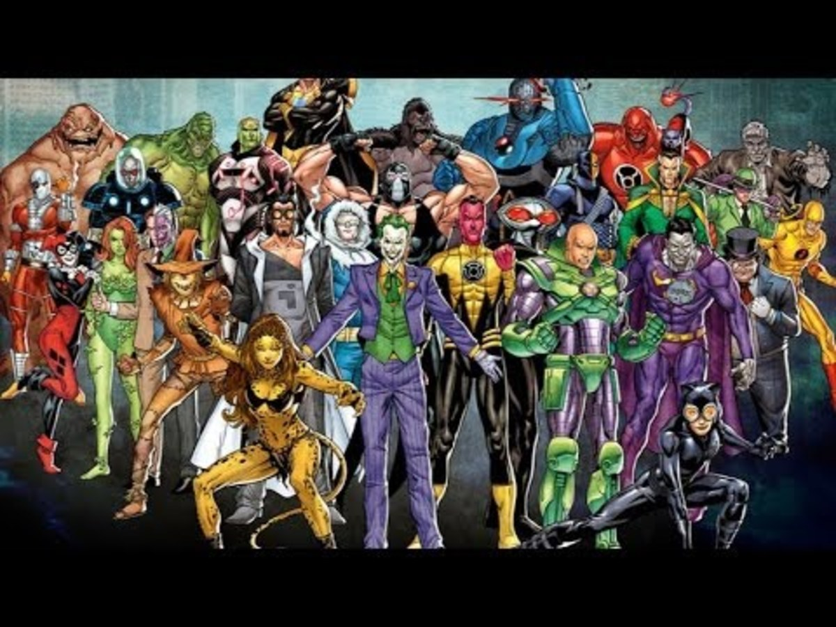 Seven DC Supervillains That Desperately Need Representation in the DCEU