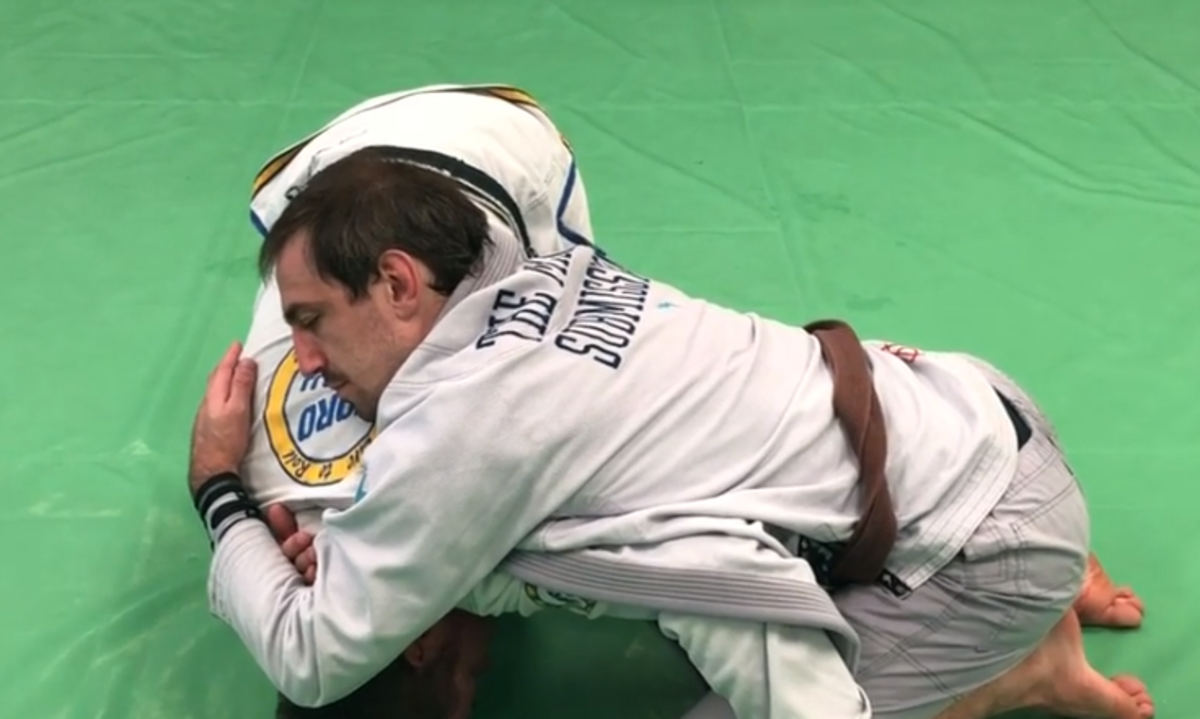 How to Defend a Brabo Choke From Turtle (and Take the Back!)
