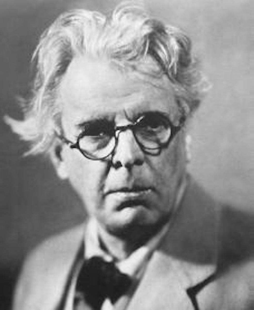 "William Butler Yeats' ""Among School Children"""