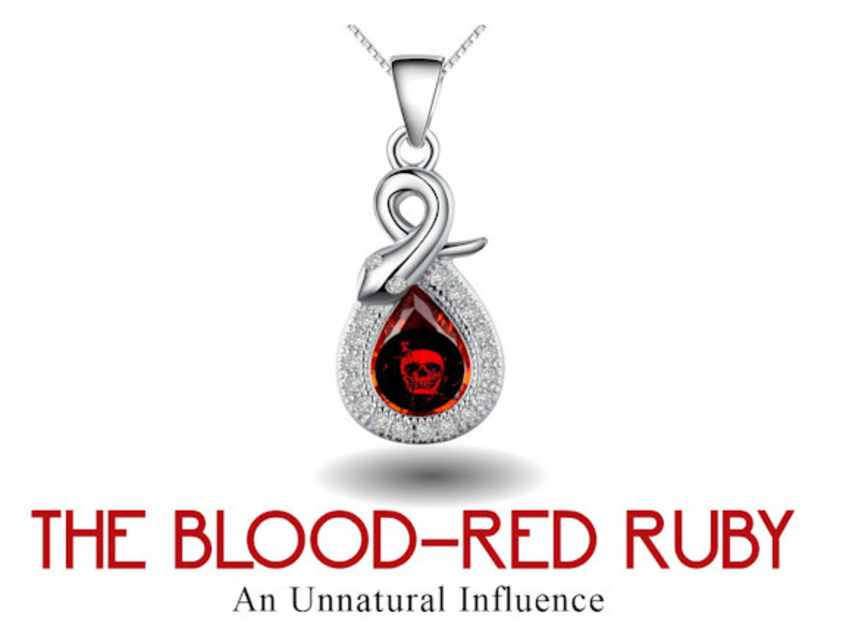 Is the Blood-Red Ruby about to claim yet another victim?