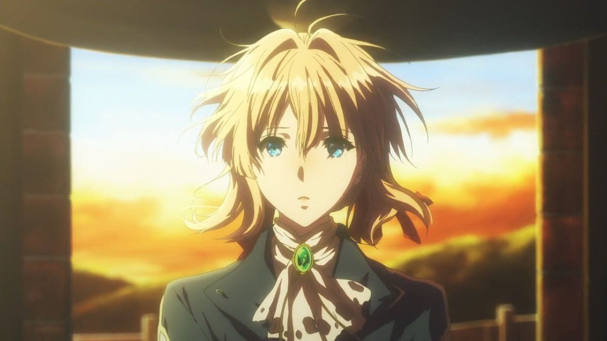 Reaper's Reviews: 'Violet Evergarden'