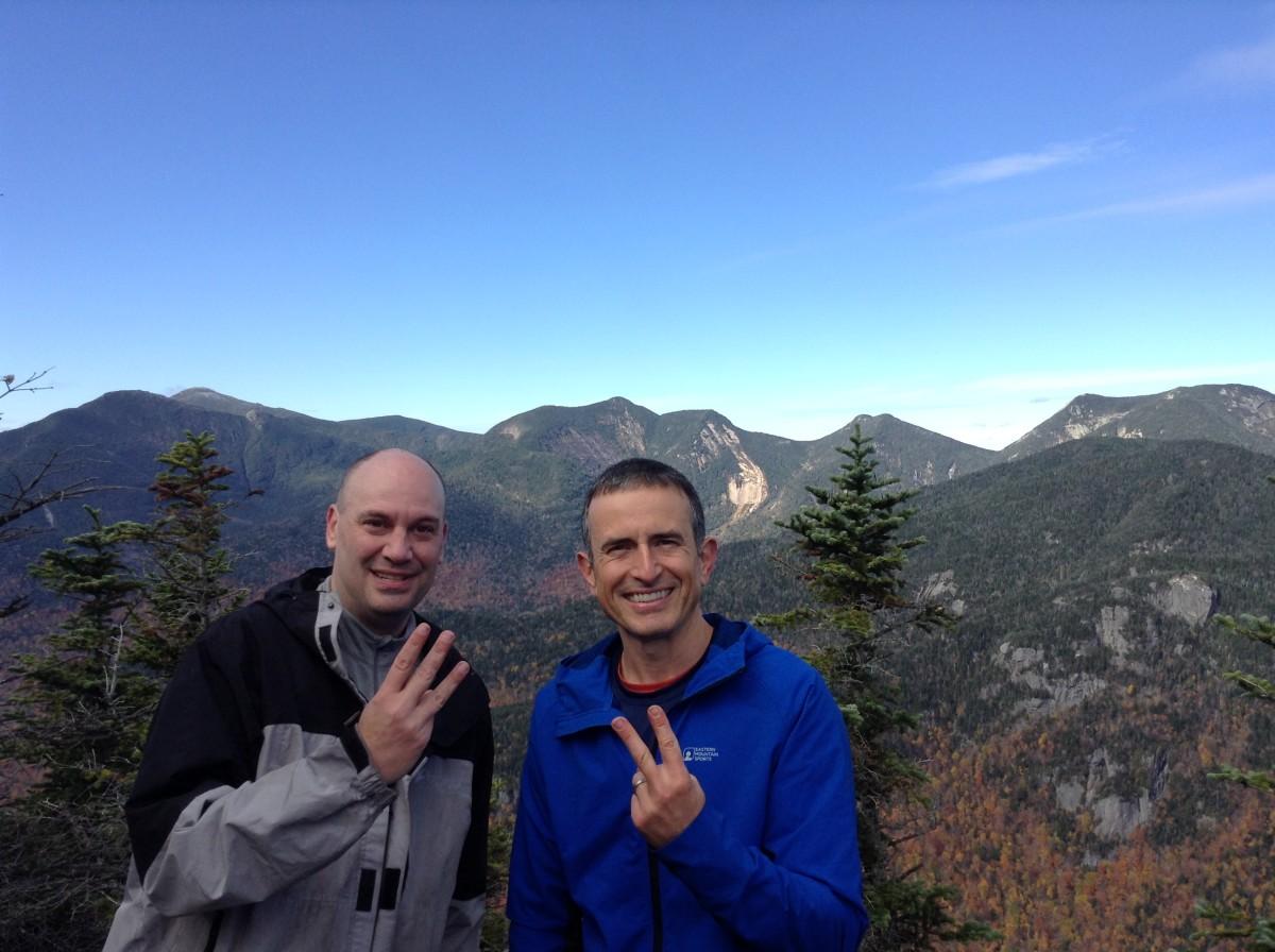 Adirondack Hike: Colvin and Blake
