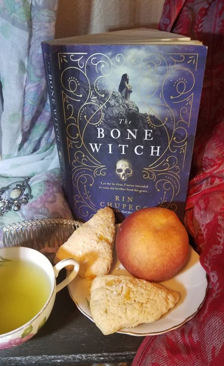 The Bone Witch: Book Discussion and Themed Recipe