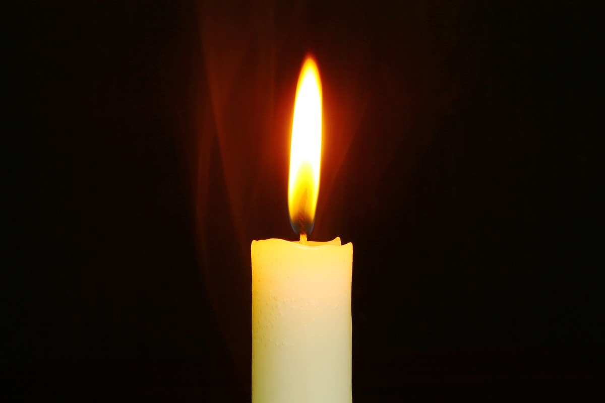 A candle is an important part of some Samhain rituals.