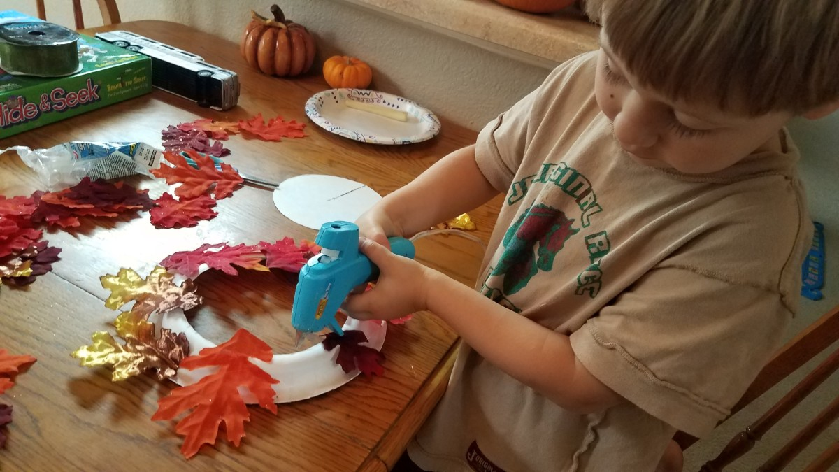 13 Cheap And Easy Fall Craft Ideas For Kids Feltmagnet