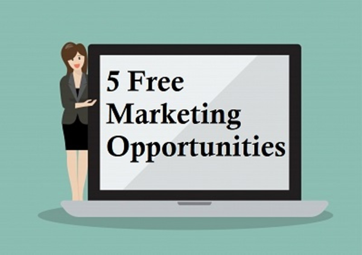 5 Free Marketing Opportunities Small Businesses Can't Afford to Ignore