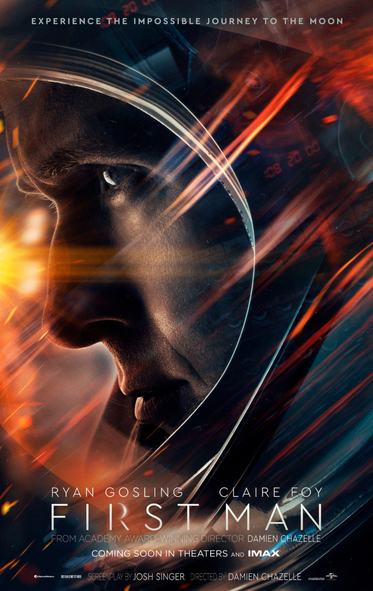 'First Man' Movie Review