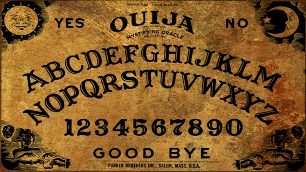 Ouija Boards – Retrieving Lost Memories?