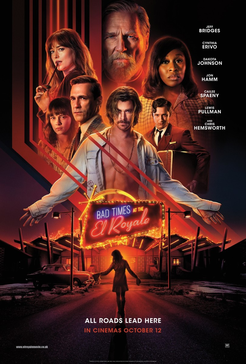 Bad Times at the El Royale: A Review