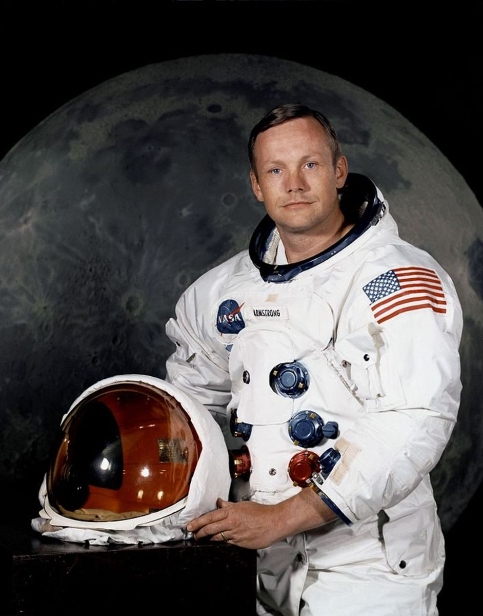 Neil Armstrong: Astronaut and the First Man to Walk on the Moon