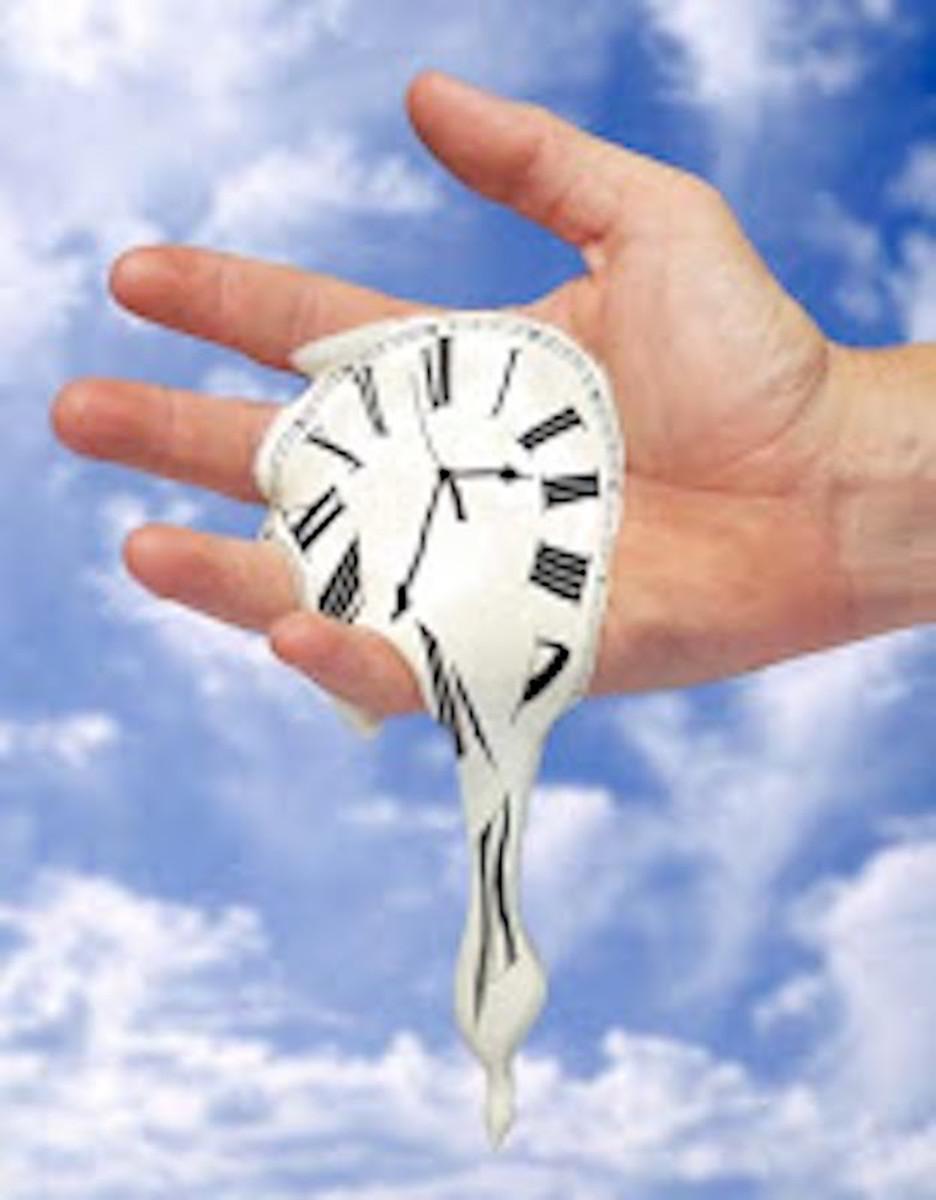 "Original Short Fiction: ""Time on Their Hands"""