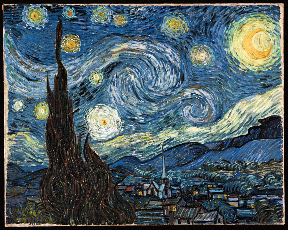Starry, Starry Night . . .