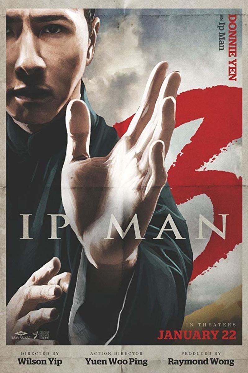 Ip Man 3 2015 #IpMan