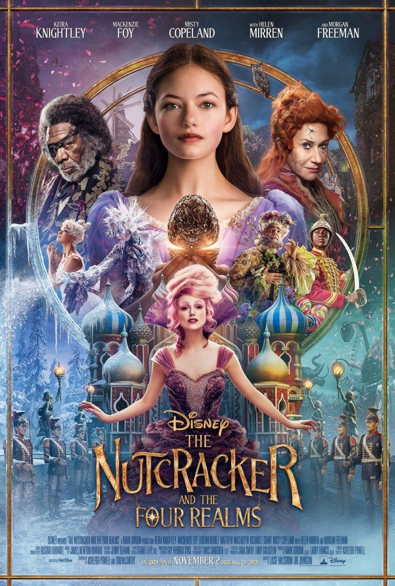 "Movie Review: ""The Nutcracker and the Four Realms"""