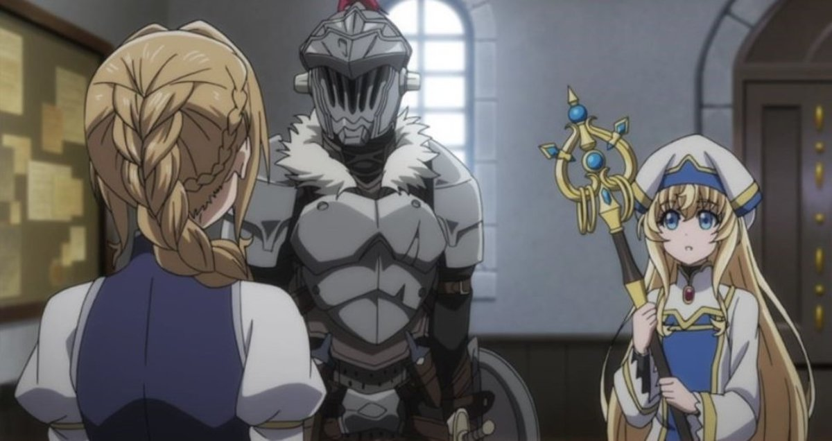 When it comes to goblin problems, the Goblin Slayer has the most effective solutions.