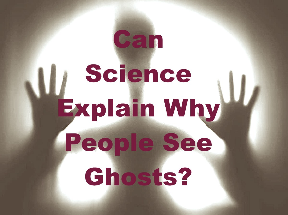 Can Science Explain Why People See Ghosts?