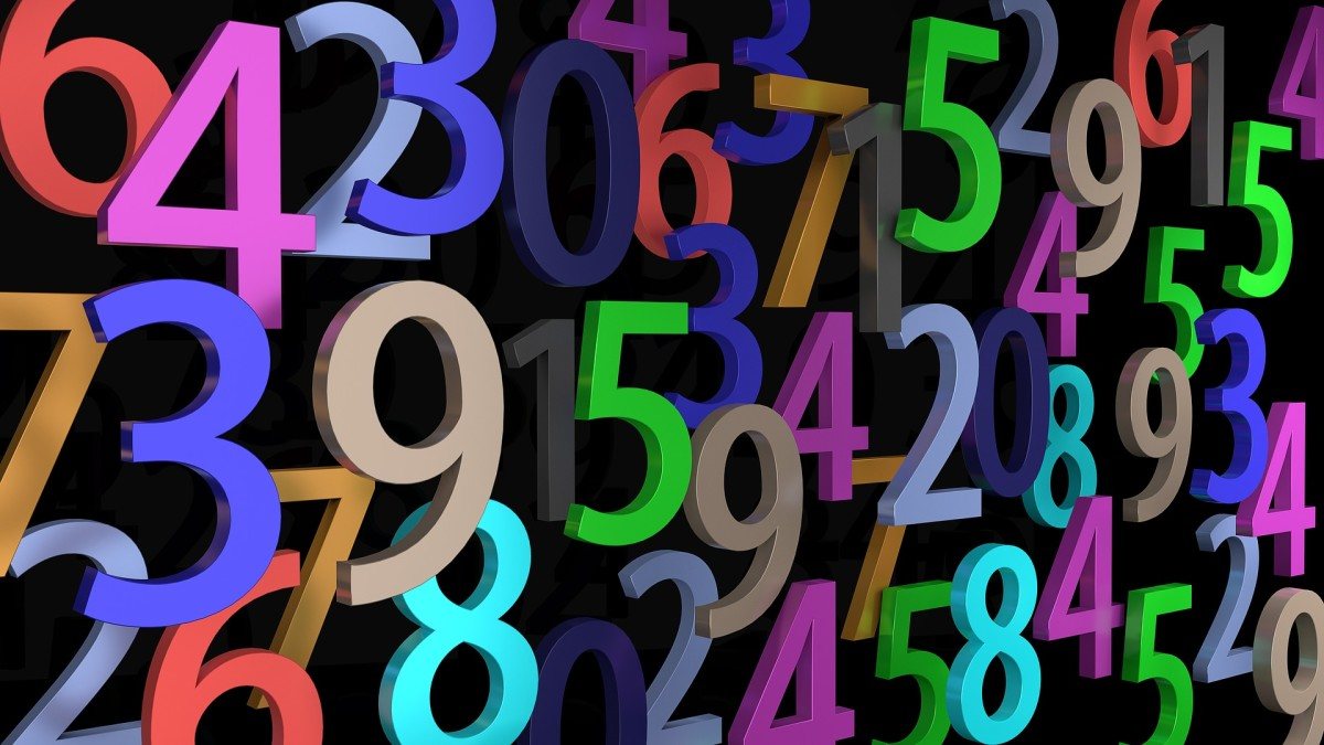 Did you know that most things in your life are tied to a number?