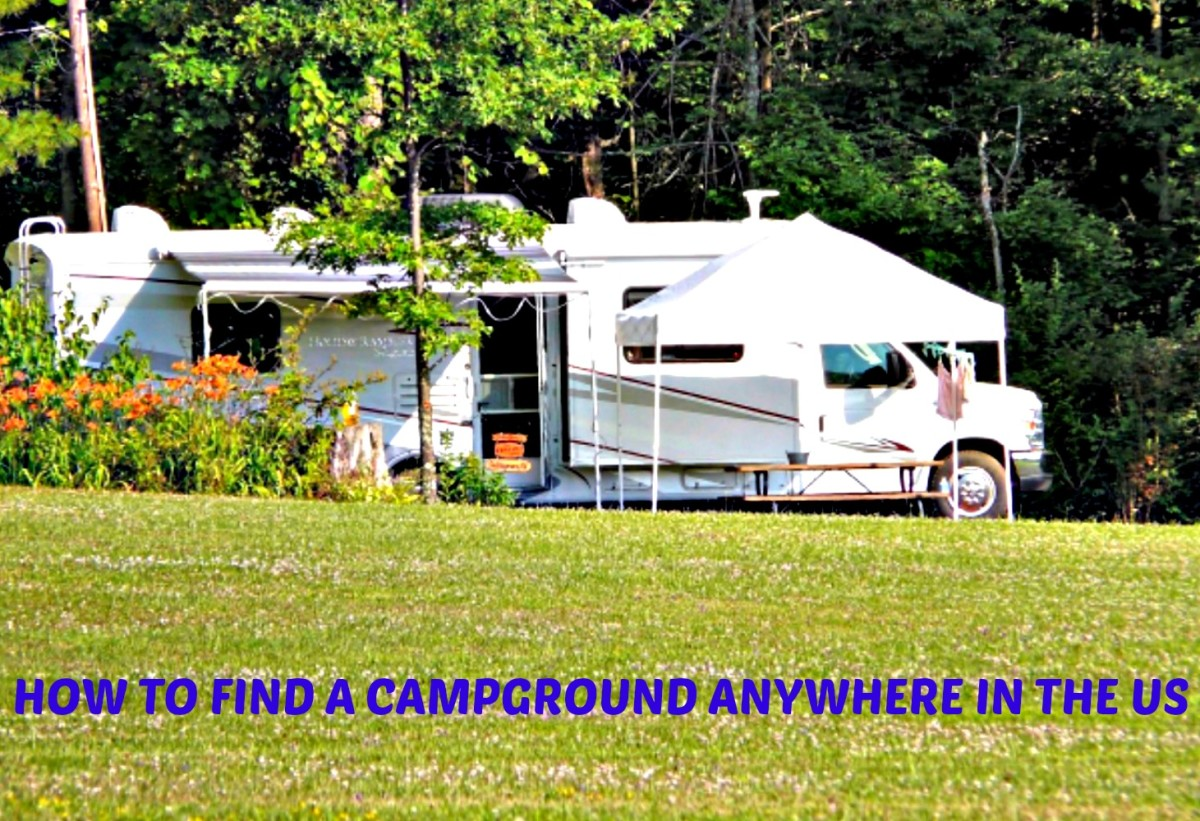 How to Find a Good RV Park Anywhere in the US