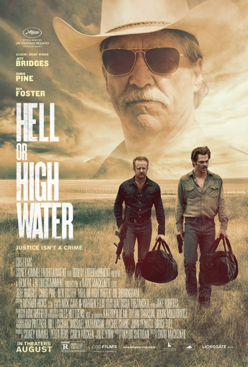 "Movie Review: ""Hell or High Water"""