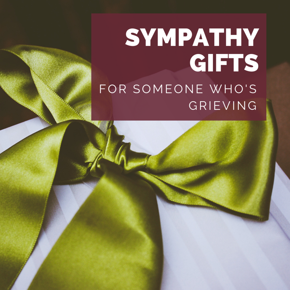 Gift Ideas to Give Someone Whose Loved One Died (Instead of Flowers)