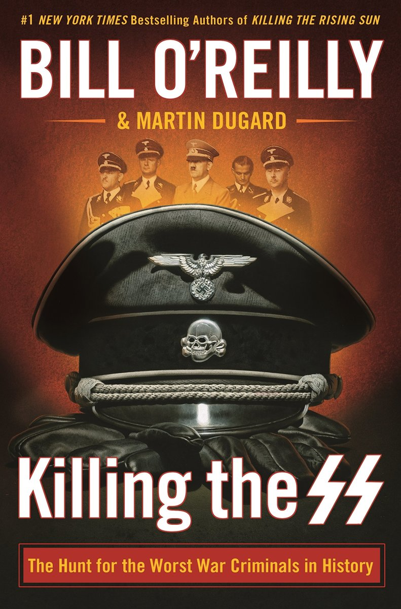 A Review of Killing the SS