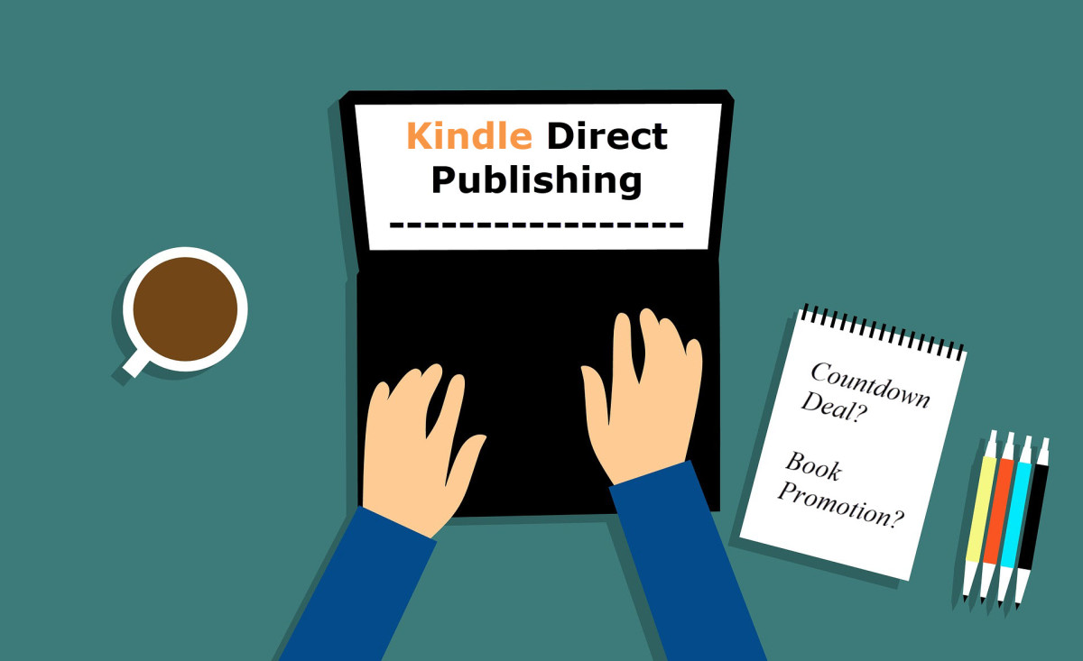 Amazon Kindle Direct Publishing Countdown Deal